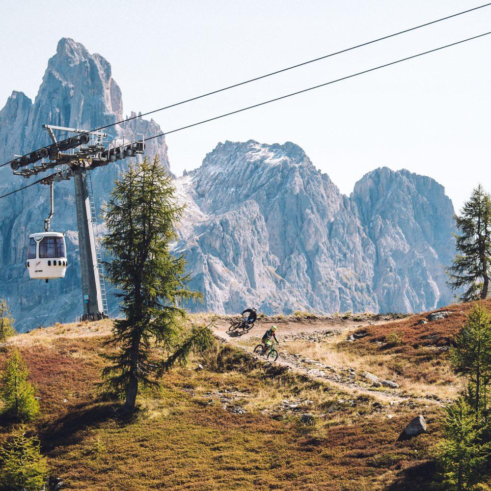 """Percorsi Mountain bike """"San Martino Bike Arena"""""""