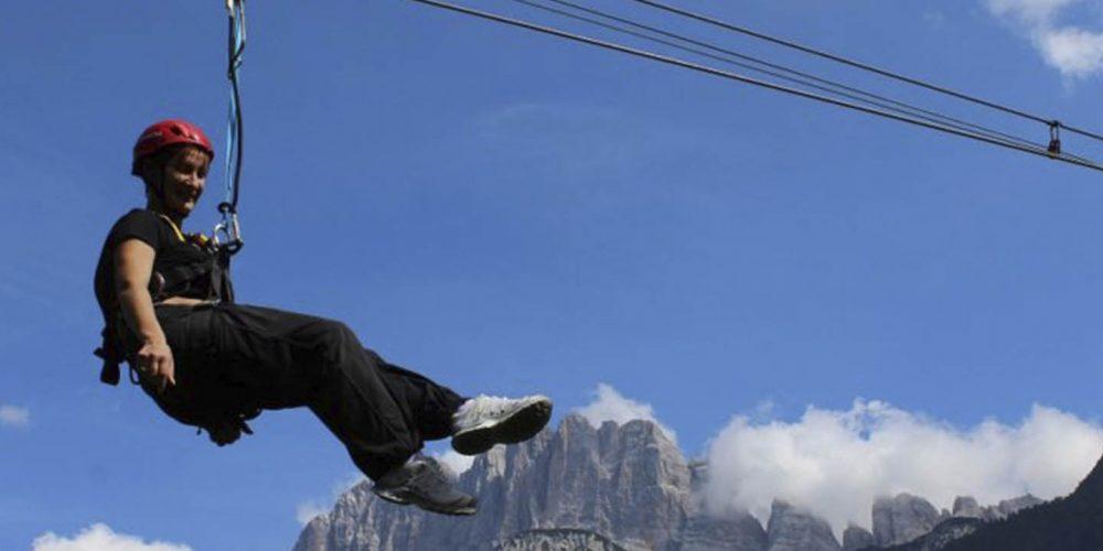 Zipline sulla Costiera Amalfitana (SA)