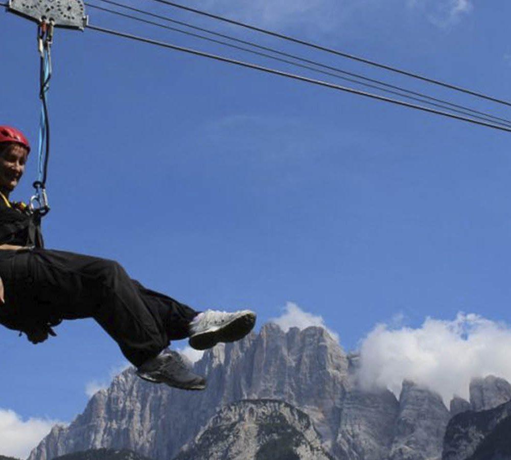 Zipline sulla Costiera Amalfitana