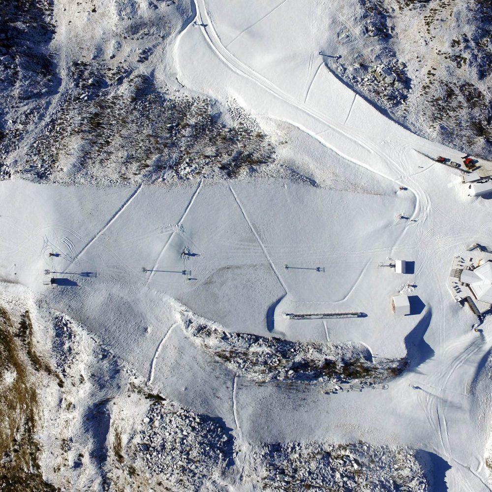 """Ampliamento pista da sci Baby di Tognola e realizzazione parco tematico """"L'Alpe delle Marmotte"""""""